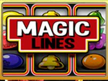 Автомат Волшебные Линии онлайн