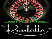 Онлайн игровой автомат Европейская Рулетка
